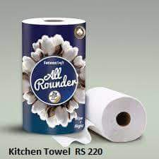 PMART.PK-PAKISTAN MART- ONLINE GROCERY STORE Household Essentials All Rounder Tissue (Kitchen towel )