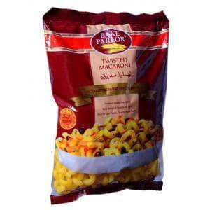 PMART.PK-PAKISTAN MART- ONLINE GROCERY STORE PACKED ITEM Bake Parlour Twisted Macaroni