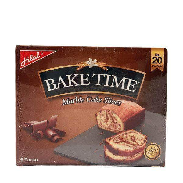 PMART.PK-PAKISTAN MART- ONLINE GROCERY STORE SNACKS Bake Time Marble 6Pcs
