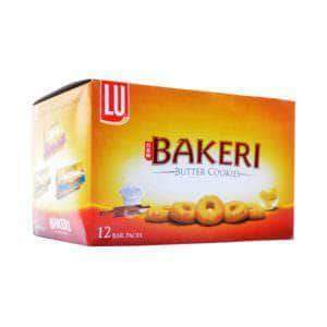 PMART.PK-PAKISTAN MART- ONLINE GROCERY STORE SNACKS Bakeri Butter Snack Pack Box