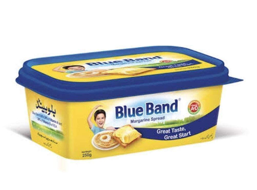 Alfatah JAM & PICKLE Blue Band Margarine Spread 200 gm