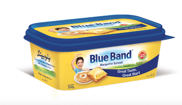 Alfatah JAM & PICKLE Blue Band Margarine Spread 250 gm