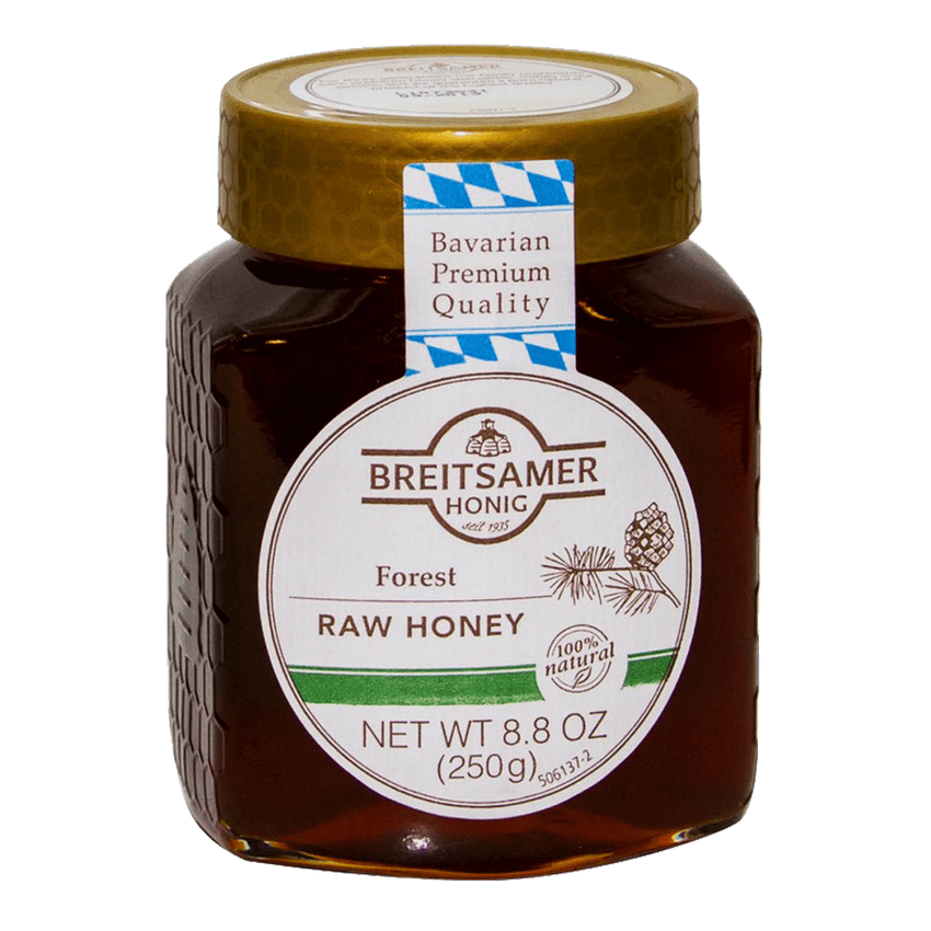 Alfatah JAM & PICKLE Breitsamer Forest Raw Honey 250 gm