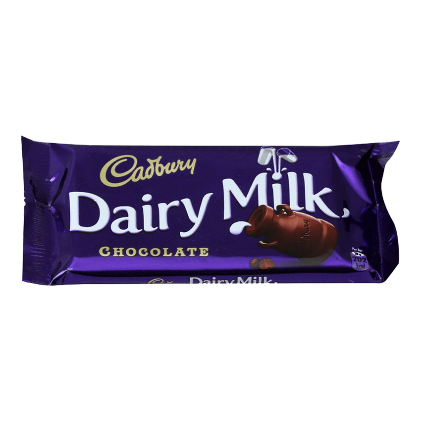 Alfatah SNACKS Cadbury Chocolate Dairy Milk 38 gm