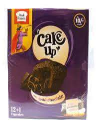 PMART.PK-PAKISTAN MART- ONLINE GROCERY STORE SNACKS Cake Up Double Choc Box 12 CupCakes
