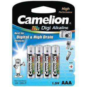 PMART.PK-PAKISTAN MART- ONLINE GROCERY STORE Household Essentials Camelion Digi Alkaline AA battery – (4 Pack)