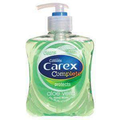 PMART.PK-PAKISTAN MART- ONLINE GROCERY STORE BATH ITEMS Carex Aloe Vera Hand Wash ash 250ml