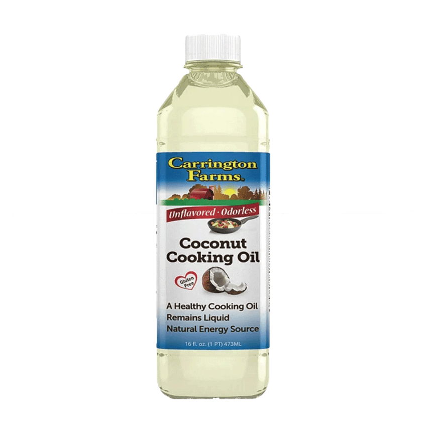 Alfatah COOKING OIL Carrington Farms Cooking Oil Coconut Odorless 473 ml