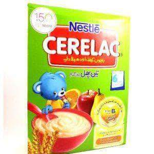 PMART.PK-PAKISTAN MART- ONLINE GROCERY STORE Baby Items Cerelac 3 Fruit 350g