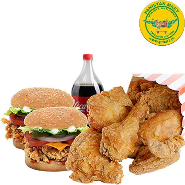 Chicken Broast Chicken Broast Chicken Broast - ( Deal ) Party Time