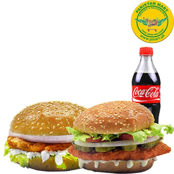 Chicken Broast Chicken Broast Chicken Broast - ( Deal ) Value Meal
