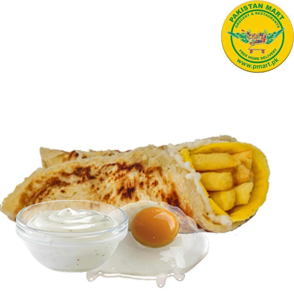 Chicken Broast Chicken Broast Chicken Broast - Egg Wrap