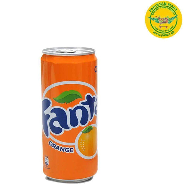Chicken Broast Chicken Broast Chicken Broast - Soft Drink Tin Regular (Fanta)