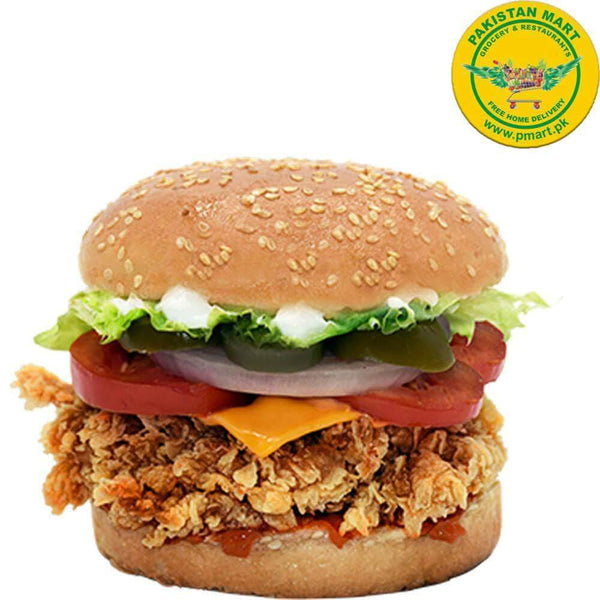 Chicken Broast Chicken Broast Chicken Broast - Thunder Burger