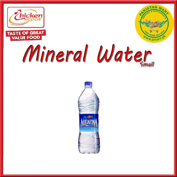 Chicken Spot Chicken Spot Chicken Spot – Mineral Water Small