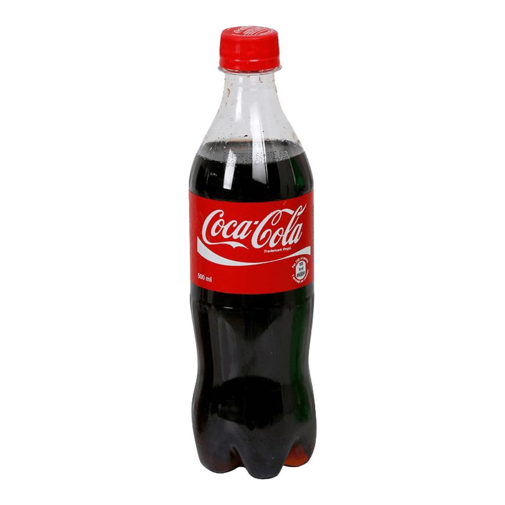 Alfatah DRINKS Coke 500 ml