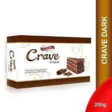 PMART.PK-PAKISTAN MART- ONLINE GROCERY STORE packed Crave Dark 200g