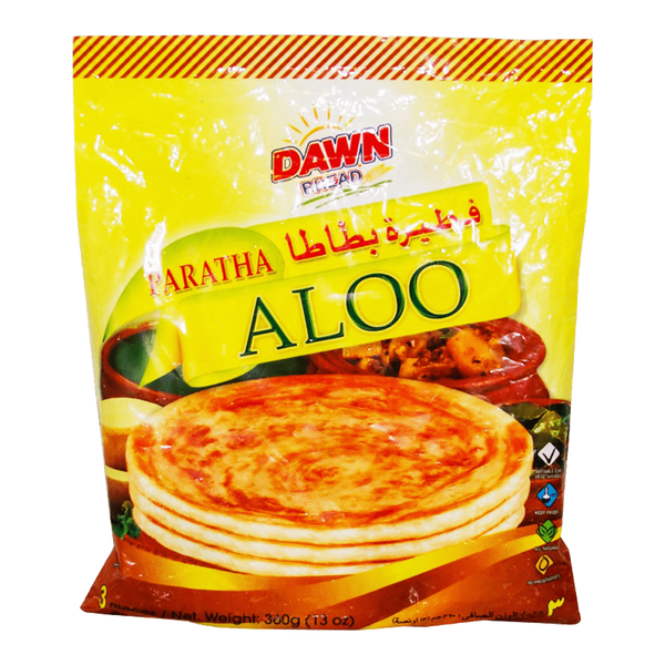 Alfatah FROZEN FOOD Dawn Aloo Paratha 360 gm