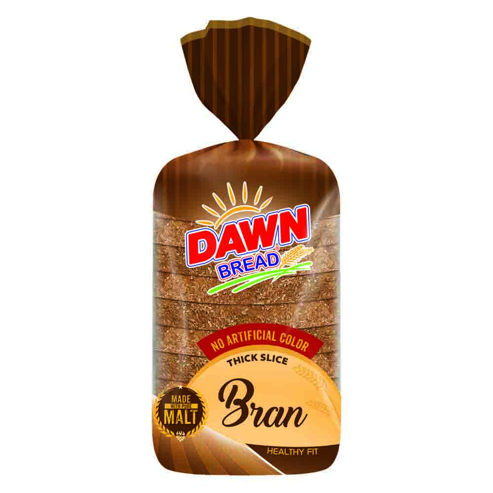PMART.PK-PAKISTAN MART- ONLINE GROCERY STORE BAKERY ITEMS Dawn Bread Bran Small