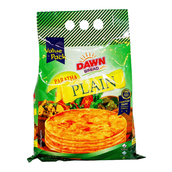 Alfatah FROZEN FOOD Dawn Plain Paratha Value Pack