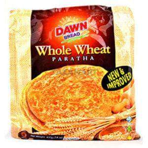 PMART.PK-PAKISTAN MART- ONLINE GROCERY STORE FROZEN FOOD Dawn Whole Wheat Paratha 5 Pcs