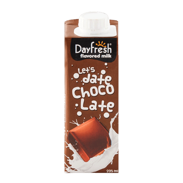 Alfatah DRINKS Dayfresh Flavoured Milk Chocolate 235 ml