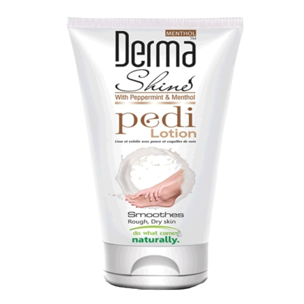 Alfatah cosmetic Derma Shine Pedi Lotion 200 gm