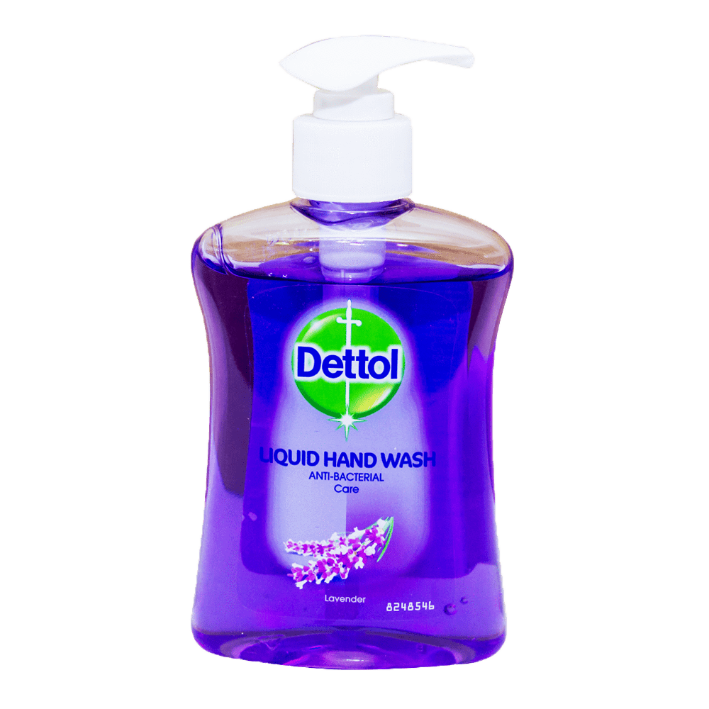 Alfatah BATH ITEMS Dettol Hand Wash Lavender 250 ml