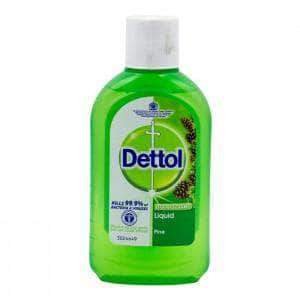 PMART.PK-PAKISTAN MART- ONLINE GROCERY STORE BATH ITEMS Dettol Liquid Pine 250ml