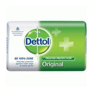 PMART.PK-PAKISTAN MART- ONLINE GROCERY STORE BATH ITEMS Dettol Soap Original 145gm