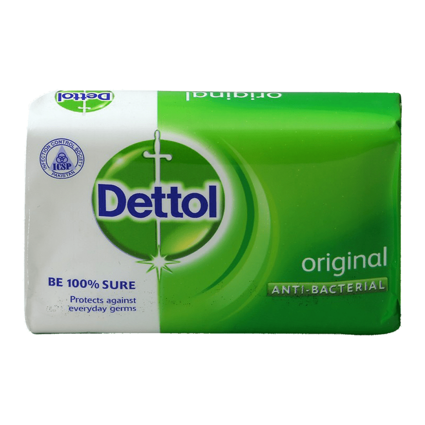Alfatah BATH ITEMS Dettol Soap Original Anti Bacterial 95 gm