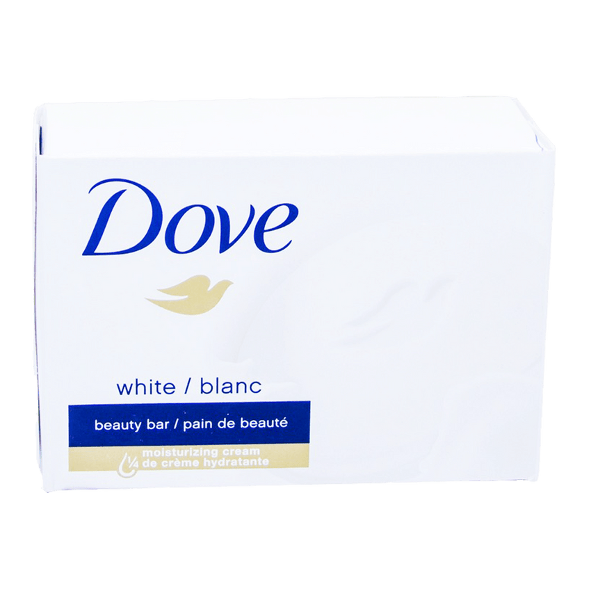 Alfatah BATH ITEMS Dove Soap White Blanc 113 gm