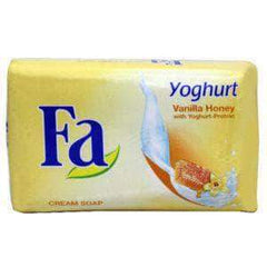 PMART.PK-PAKISTAN MART- ONLINE GROCERY STORE BATH ITEMS Fa Yoghurt Vanilla Honey Soap 175g