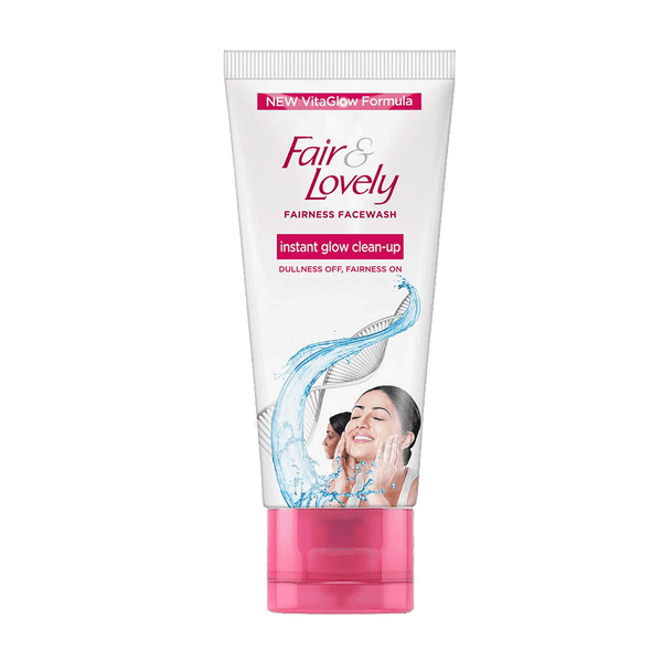 Alfatah cosmetic Fair & Lovely Face Wash Insta Glow 80 gm