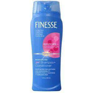 PMART.PK-PAKISTAN MART- ONLINE GROCERY STORE BATH ITEMS Finesse 2in1 Shampoo 443ml