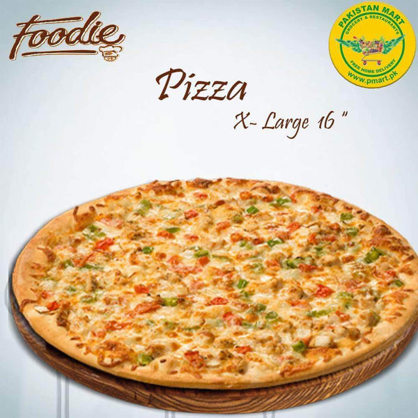Foodie Foodie Foodie - Extra Large Pizza * 16""