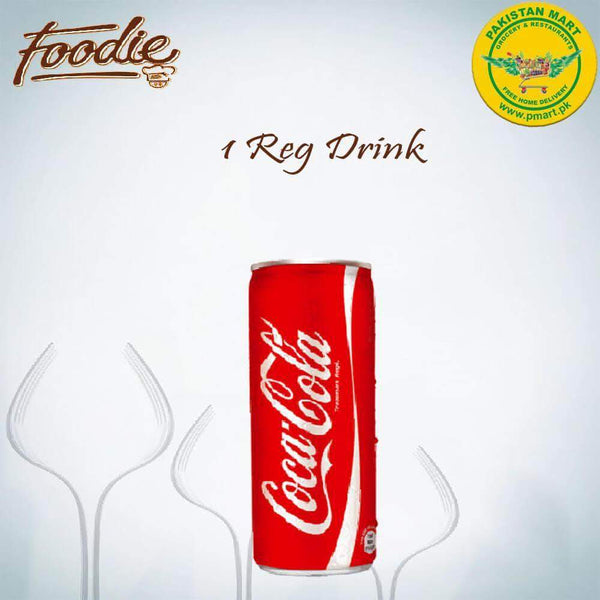 Foodie Foodie Foodie - Regular Drink