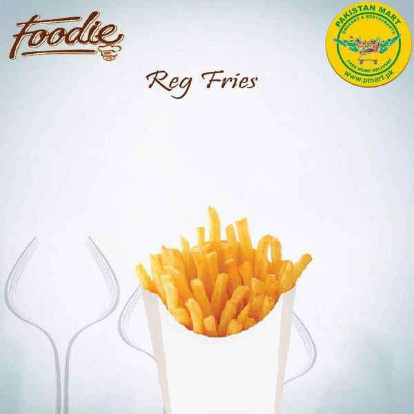 Foodie Foodie Foodie - Regular Fries * 1