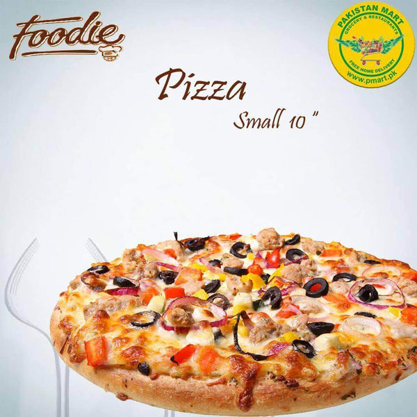 Foodie Foodie Foodie - Small Pizza * 10""