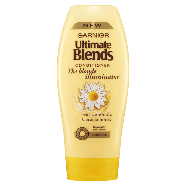 Alfatah BATH ITEMS Garnier Ultimate Blends Conditioner Camomile Honey 400 ml
