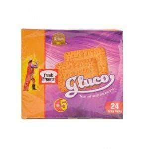 PMART.PK-PAKISTAN MART- ONLINE GROCERY STORE SNACKS Gluco Ticky Pack box
