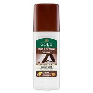 PMART.PK-PAKISTAN MART- ONLINE GROCERY STORE CLEANING Gold Liquid Coat Polish Brown