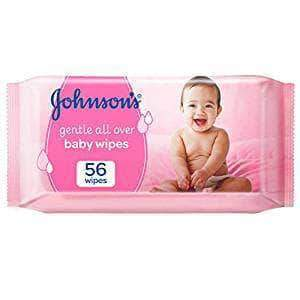 PMART.PK-PAKISTAN MART- ONLINE GROCERY STORE Baby Items Johnsons Wipes 84Pcs