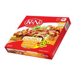 Alfatah FROZEN FOOD K&N's Chunks Chicken Tikka 700 gm