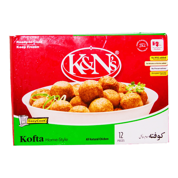 Alfatah FROZEN FOOD K&N's Kofta 12 Pcs 345 gm