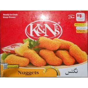 PMART.PK-PAKISTAN MART- ONLINE GROCERY STORE FROZEN FOOD K&N'S Fun Nuggets 265g