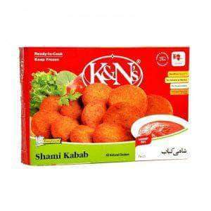 PMART.PK-PAKISTAN MART- ONLINE GROCERY STORE FROZEN FOOD K&N'S Shami Kabab 252g