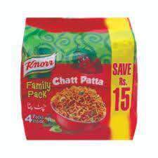 PMART.PK-PAKISTAN MART- ONLINE GROCERY STORE PACKED ITEM Knorr chatt patta noodles (Family pack)