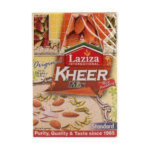 PMART.PK-PAKISTAN MART- ONLINE GROCERY STORE packed Laziza Kheer Mix Standerd 155g