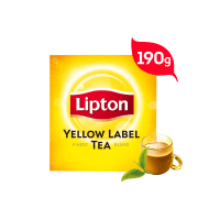 PMART.PK-PAKISTAN MART- ONLINE GROCERY STORE TEA & COFFEE Lipton Yellow Label Tea 190g